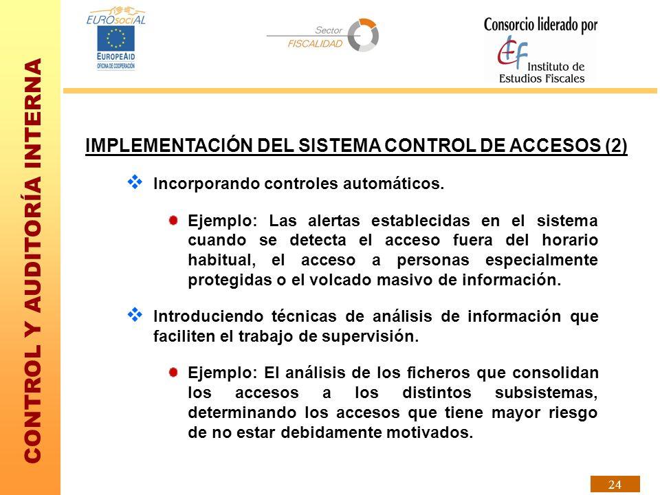 IMPLEMENTACIÓN DEL SISTEMA CONTROL DE ACCESOS (2)