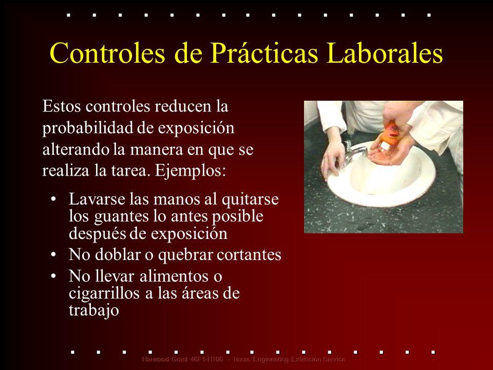 Controles de Prácticas Laborales