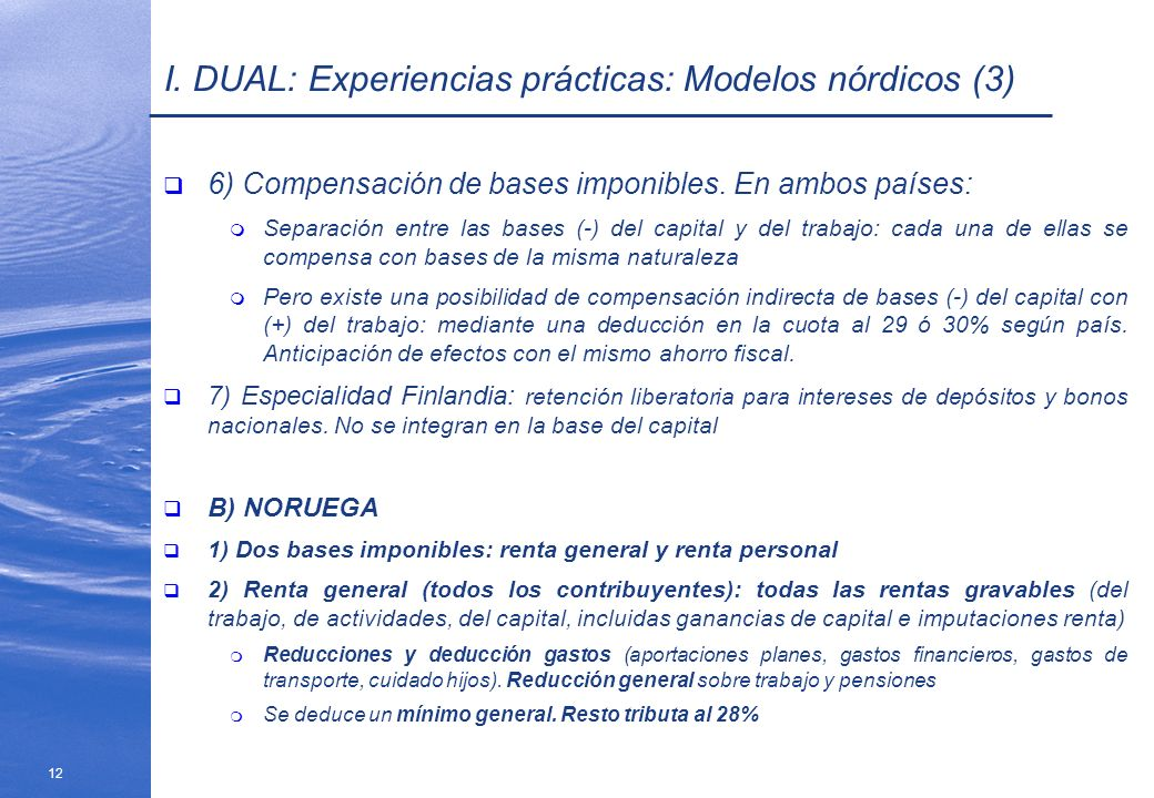 I. DUAL: Experiencias prácticas: Modelos nórdicos (3)