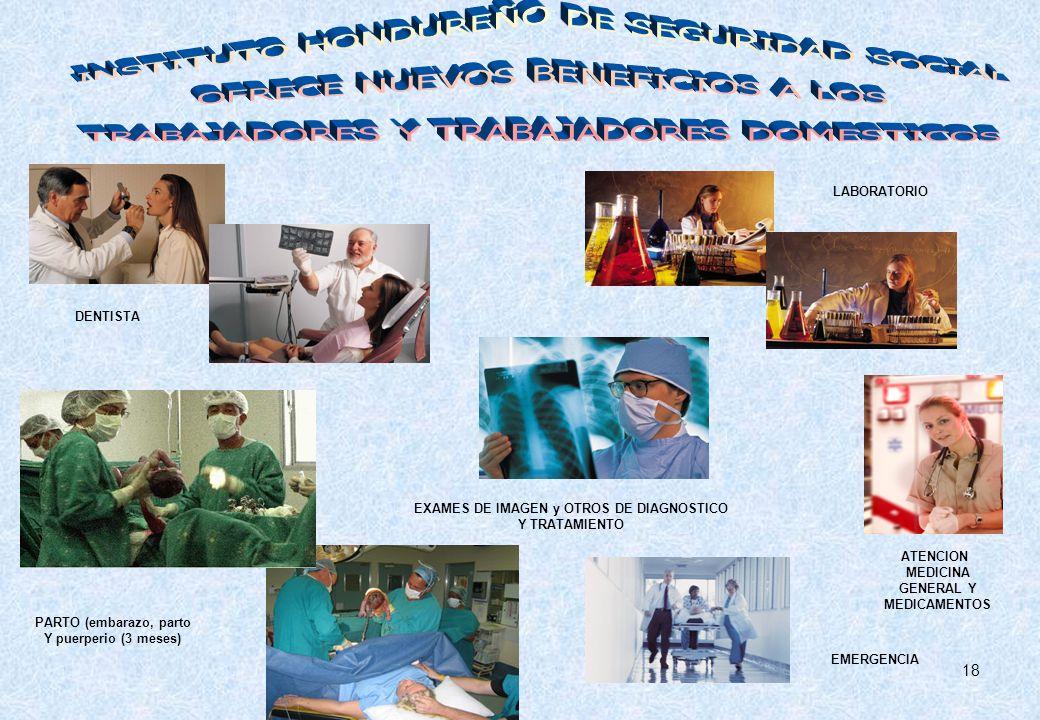 EXAMES DE IMAGEN y OTROS DE DIAGNOSTICO