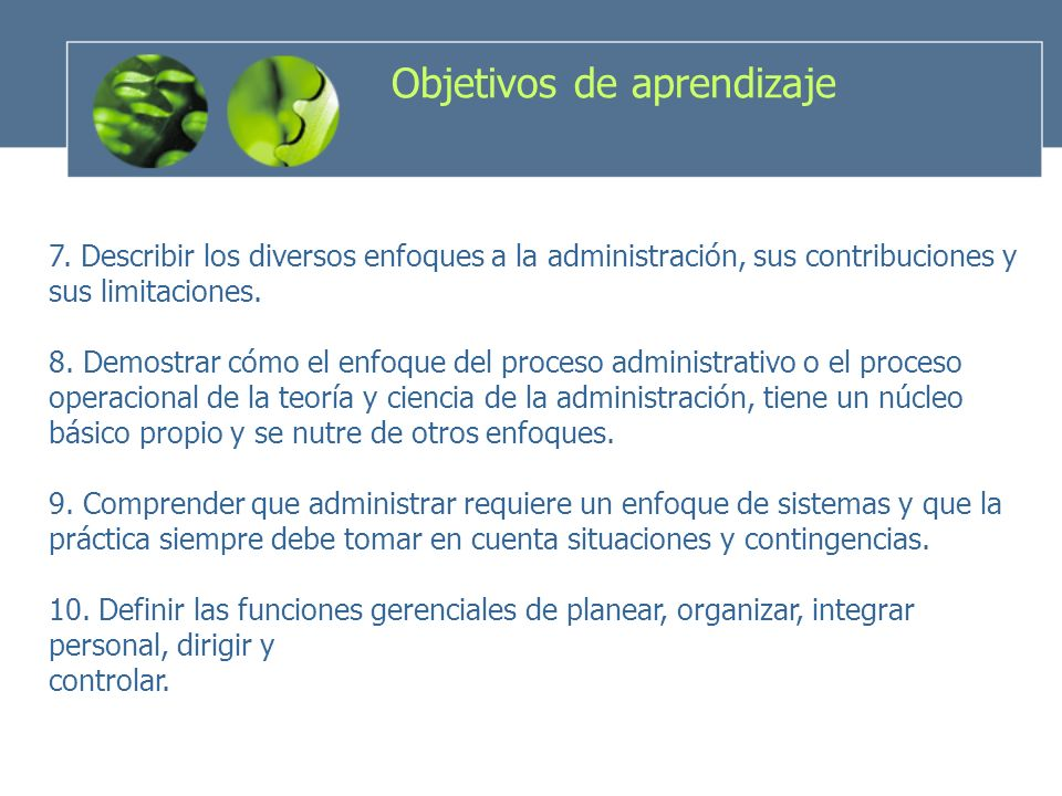 Administraci n una perspectiva global y empresarial 13 ed for Definicion de contemporanea
