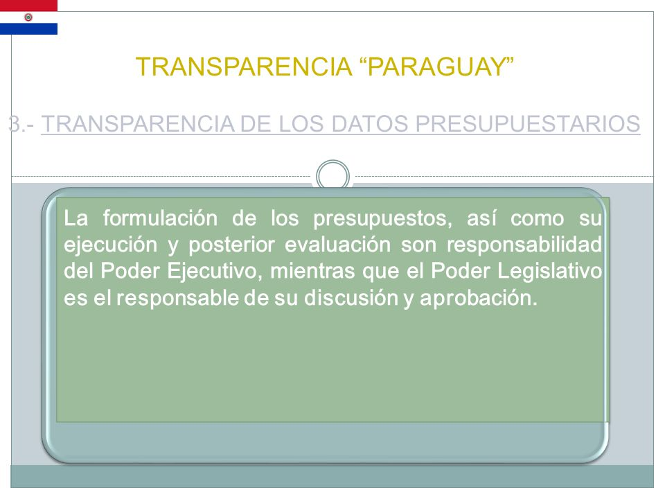 TRANSPARENCIA PARAGUAY 3
