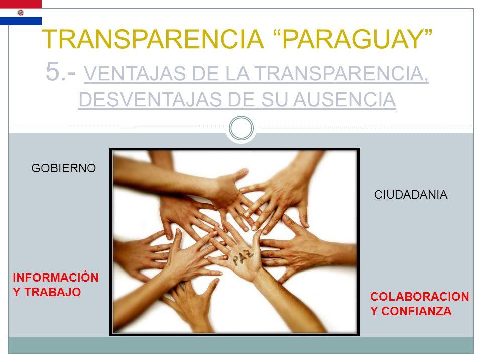 TRANSPARENCIA PARAGUAY 5