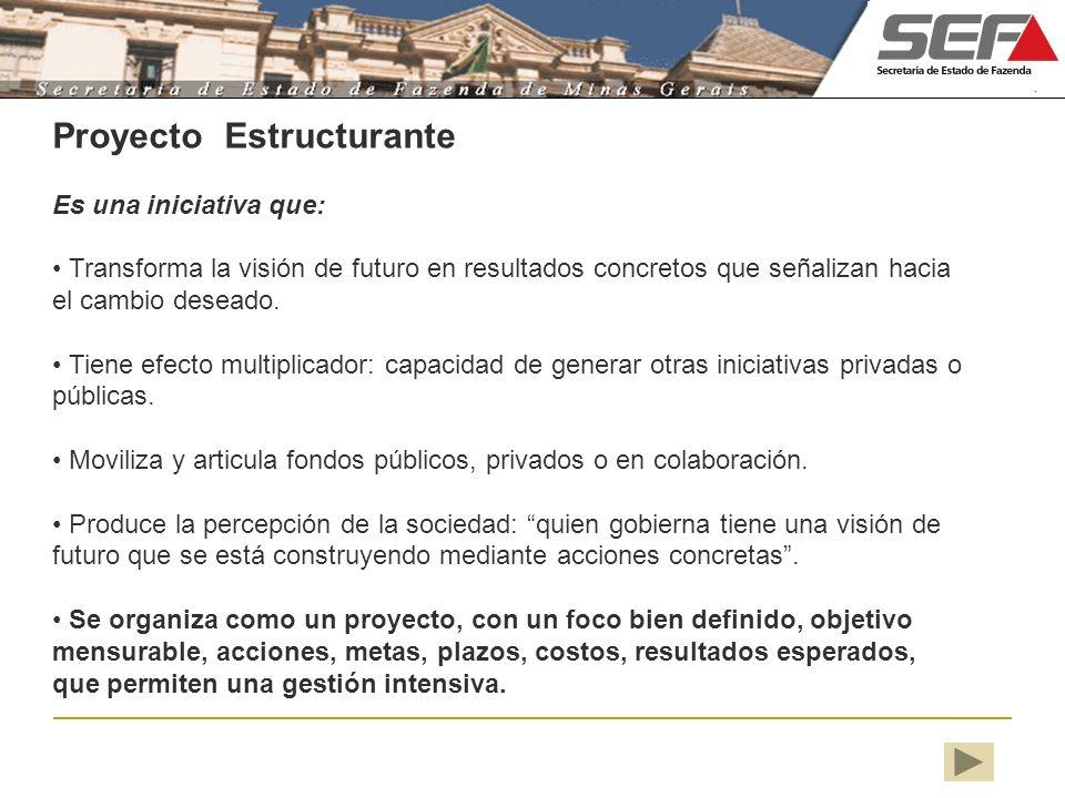 Proyecto Estructurante
