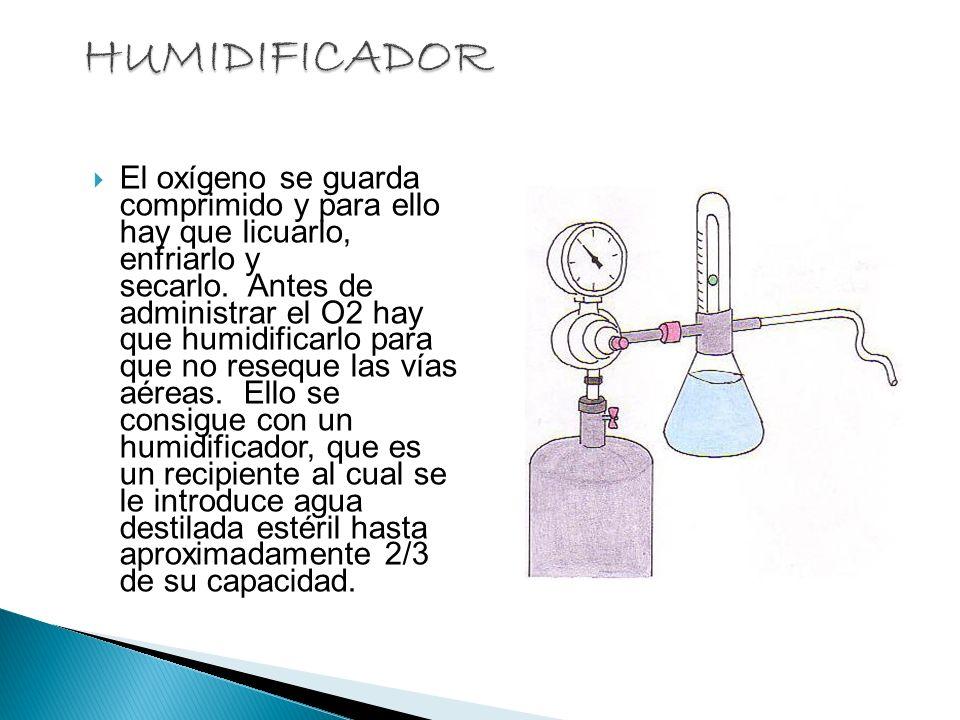 Oxigenoterapia y nebulizacion ppt video online descargar - Humidificador que es ...