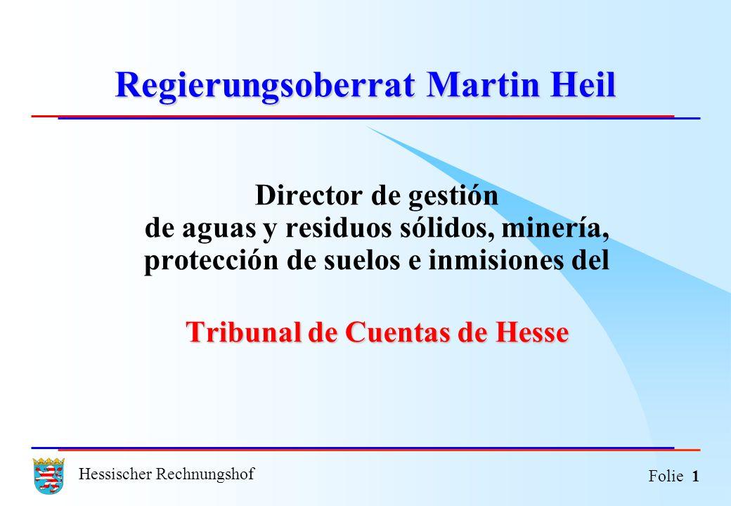 Regierungsoberrat Martin Heil
