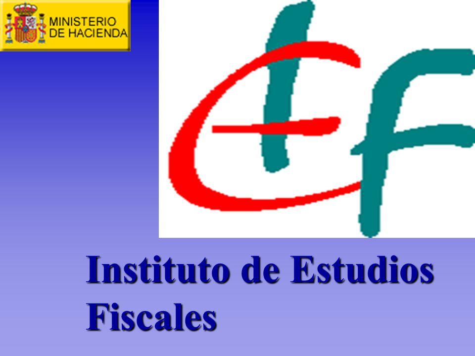 Instituto de Estudios Fiscales