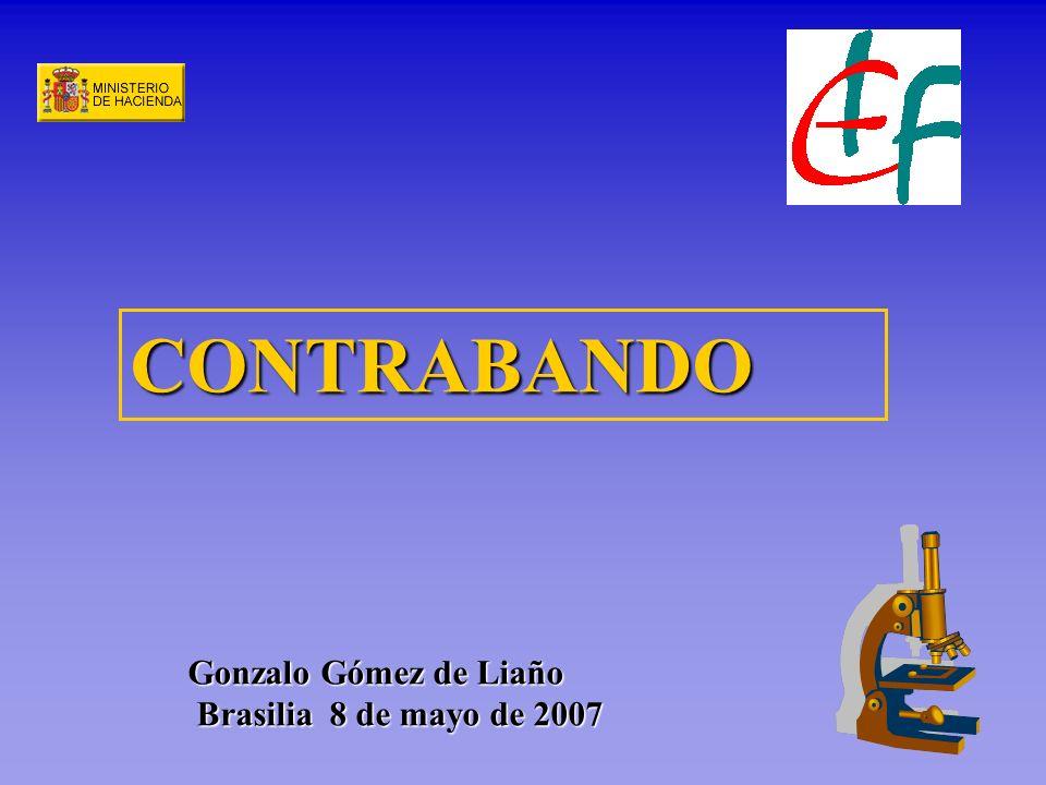 Gonzalo Gómez de Liaño Brasilia 8 de mayo de 2007