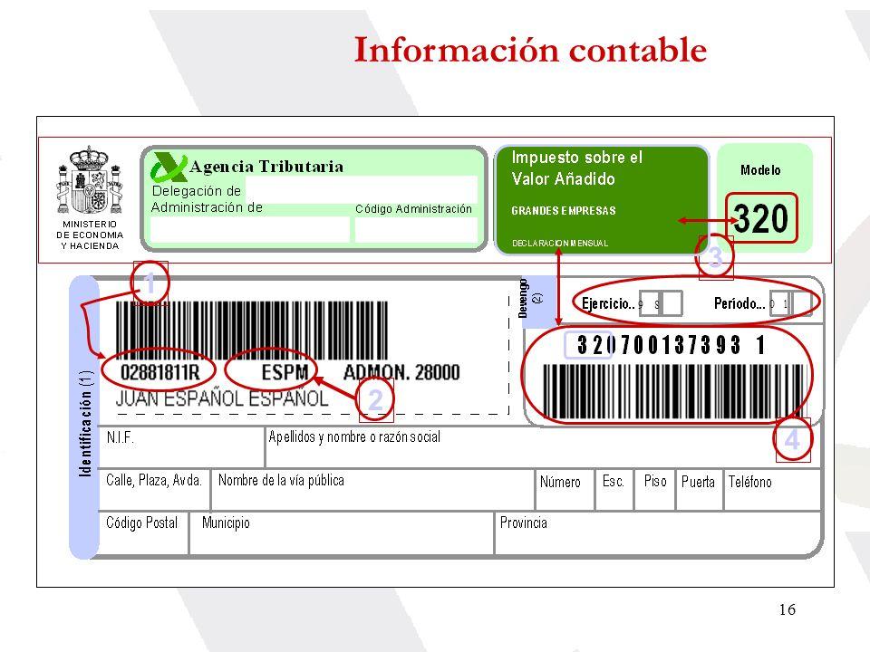 Información contable 3 1 9 8 0 1 2 4