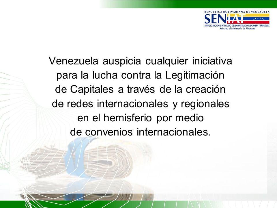 Venezuela auspicia cualquier iniciativa