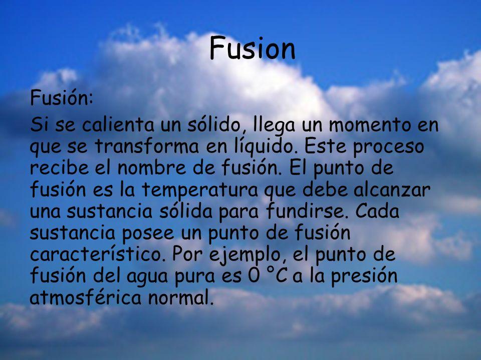 Fusion Fusión: