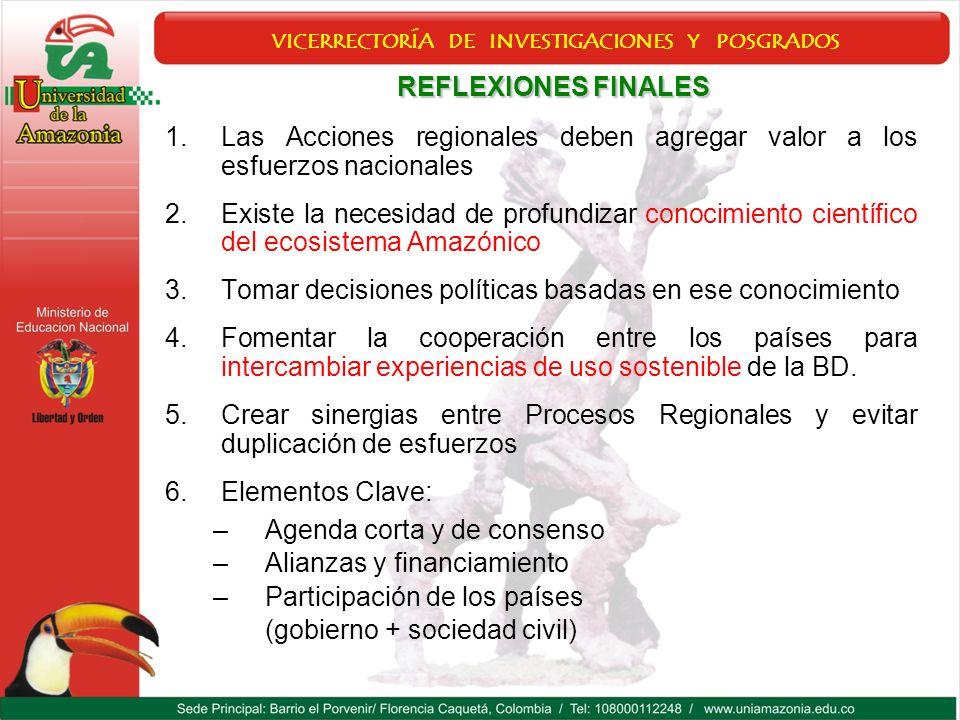 VICERRECTORÍA DE INVESTIGACIONES Y POSGRADOS