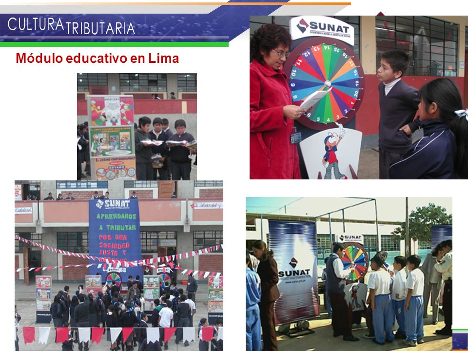Módulo educativo en Lima