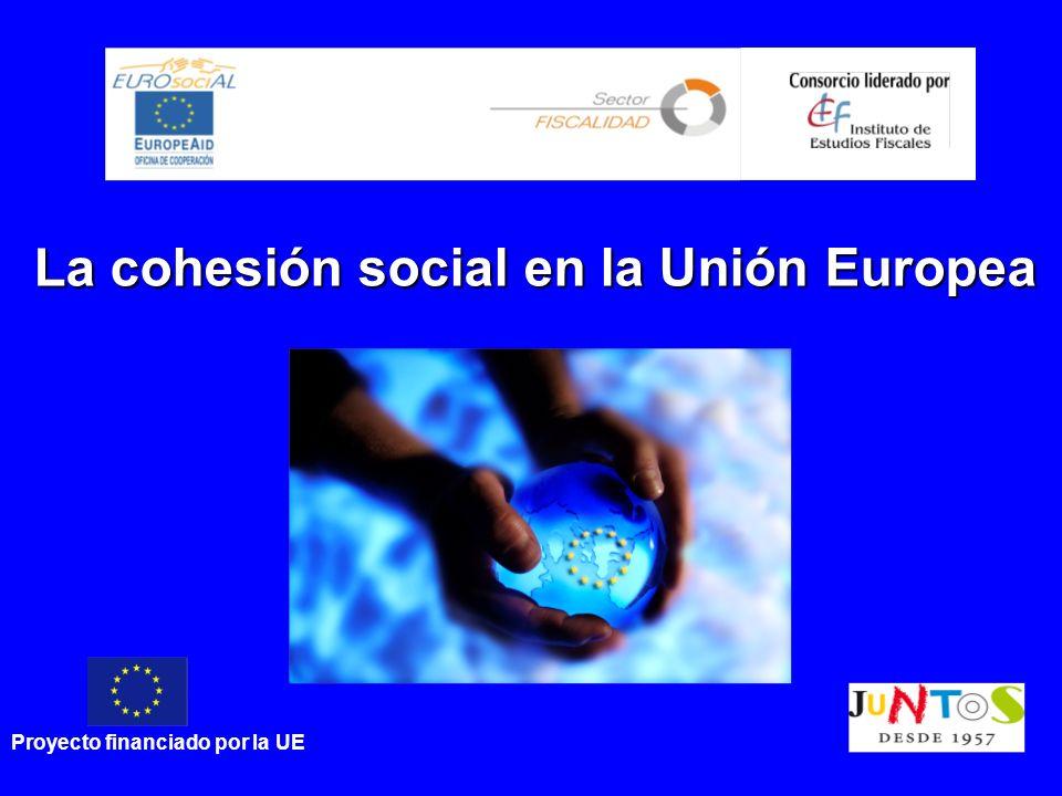 La cohesión social en la Unión Europea