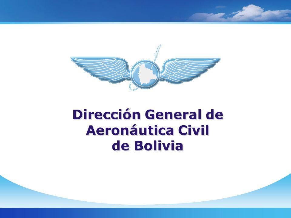 Dirección General de Aeronáutica Civil de Bolivia