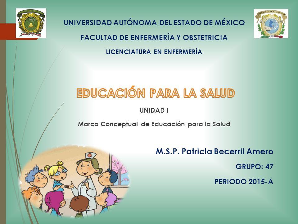EDUCACIÓN PARA LA SALUD - ppt video online descargar