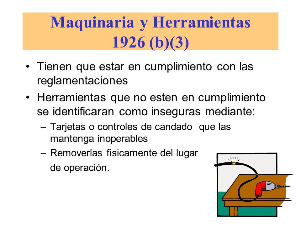 Maquinaria y Herramientas 1926 (b)(3)