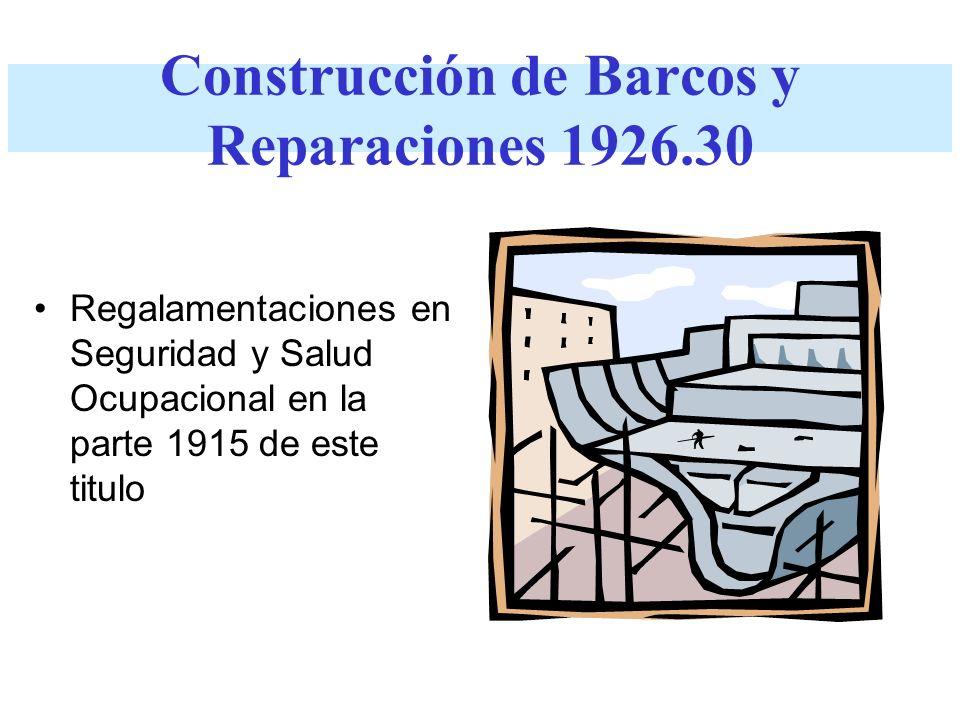 Construcción de Barcos y Reparaciones 1926.30