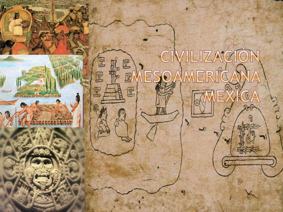 Civilización mesoamericana mexica