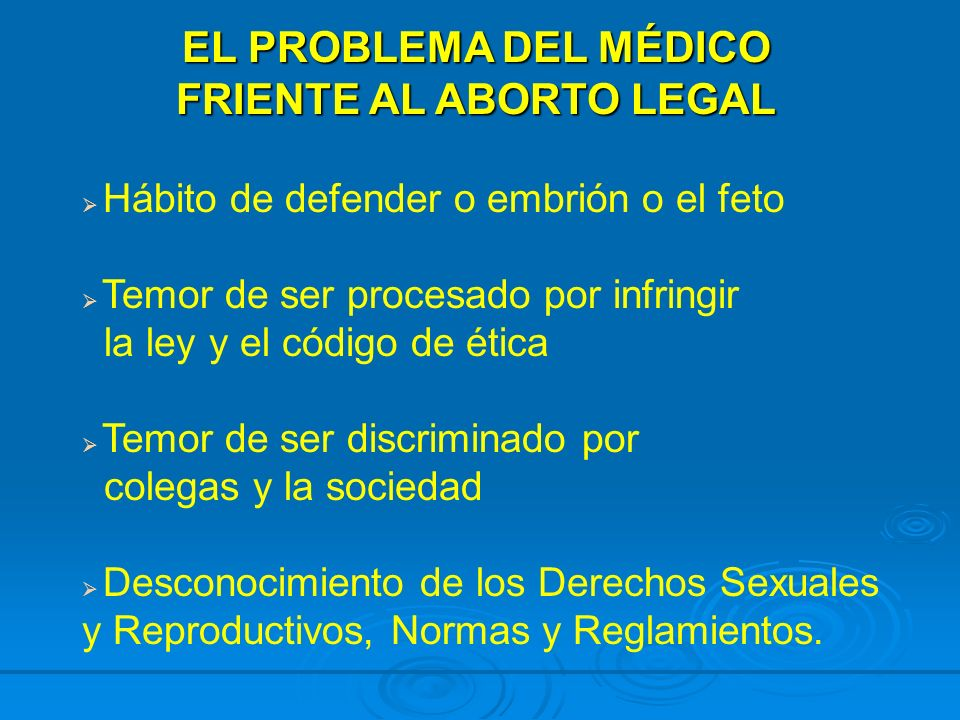 FRIENTE AL ABORTO LEGAL