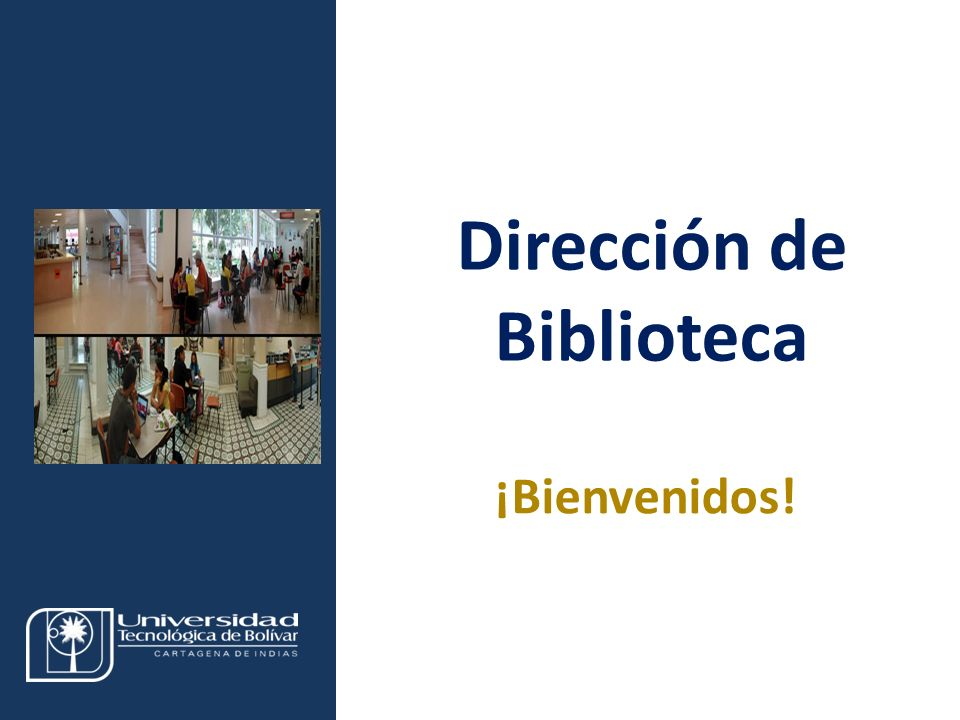 Dirección de Biblioteca