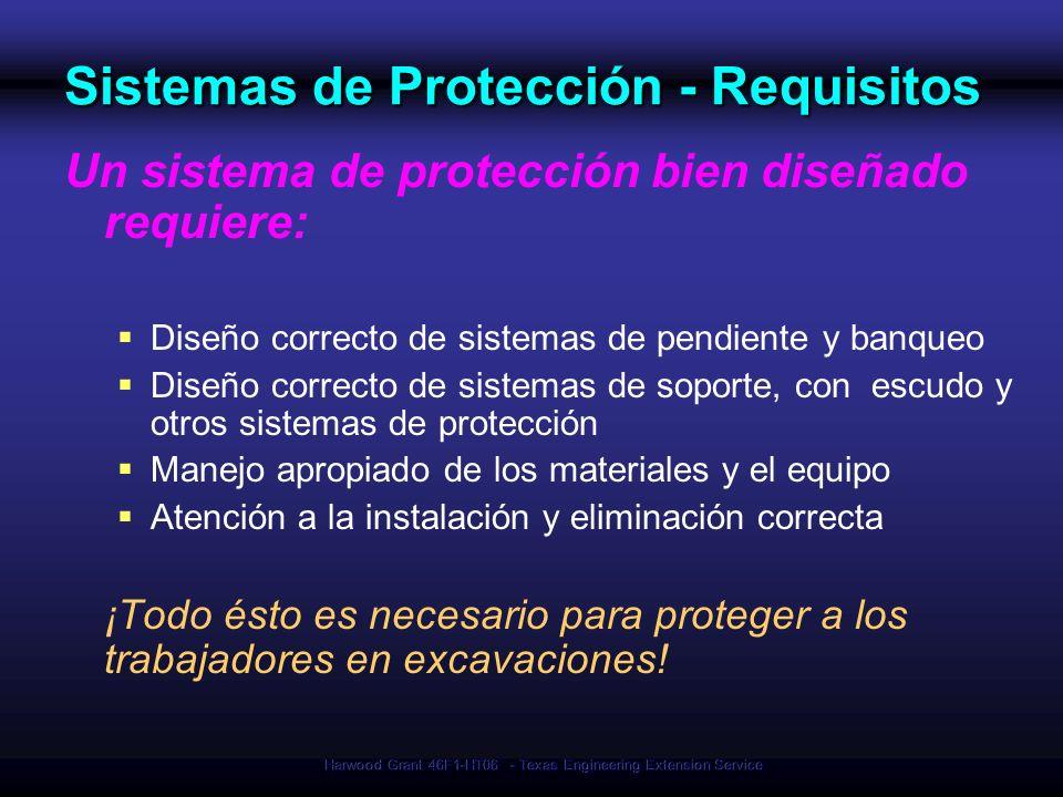 Sistemas de Protección - Requisitos