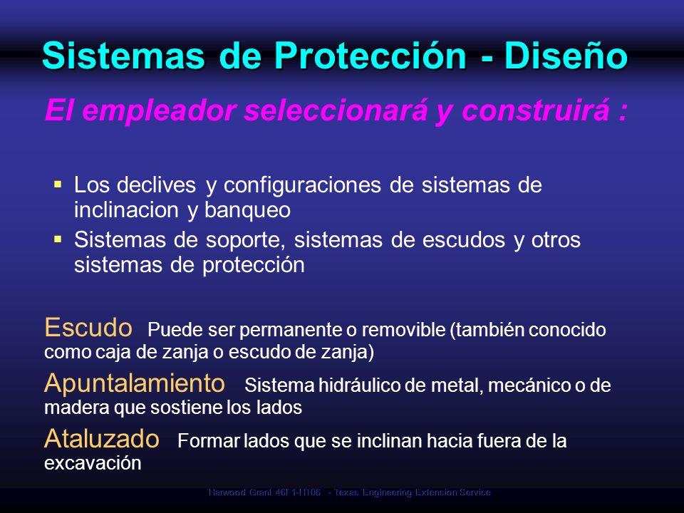 Sistemas de Protección - Diseño