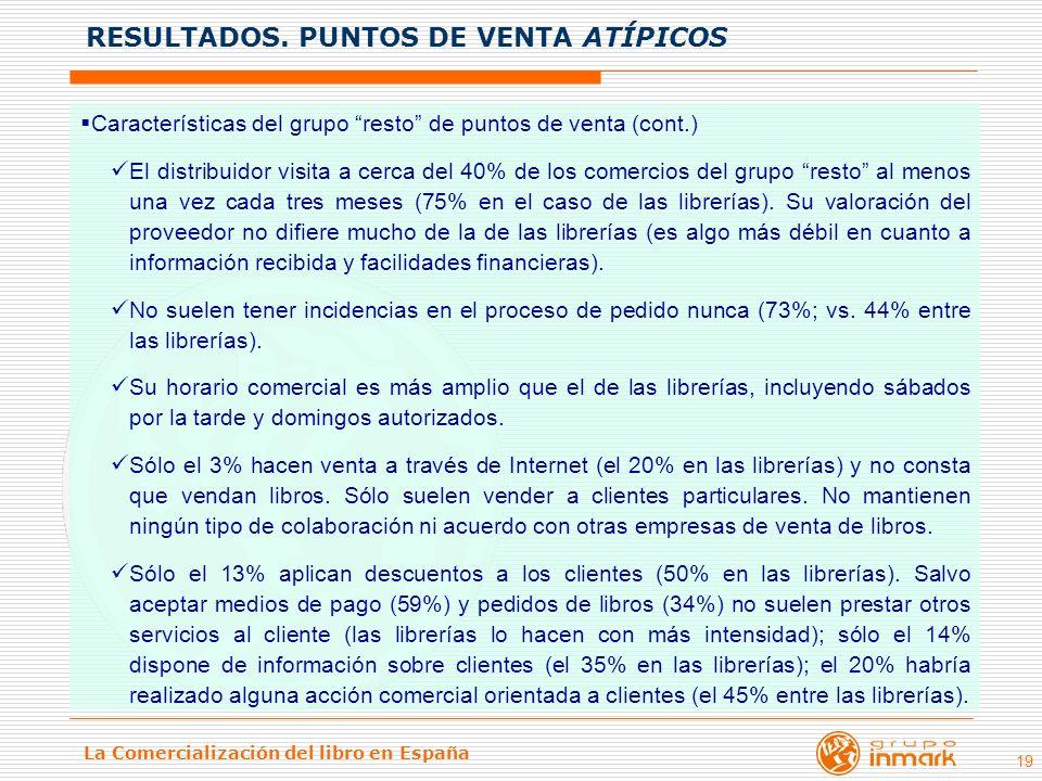 La comercialización del libro en España. - ppt descargar