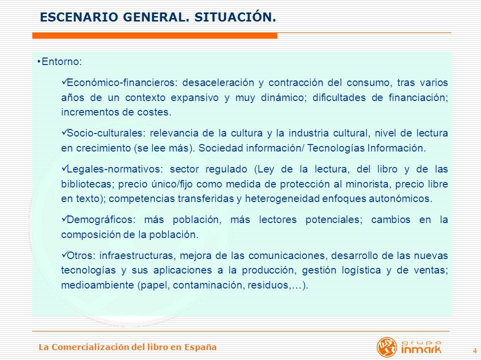 ESCENARIO GENERAL. SITUACIÓN.