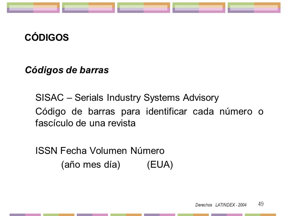 SISAC – Serials Industry Systems Advisory