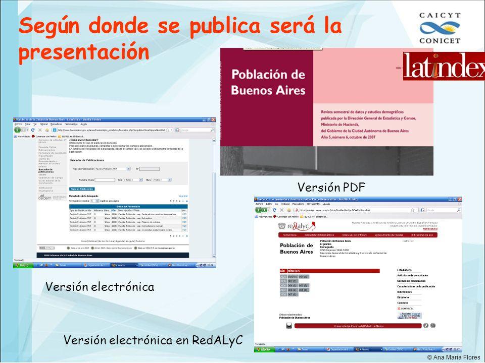 Versión electrónica en RedALyC