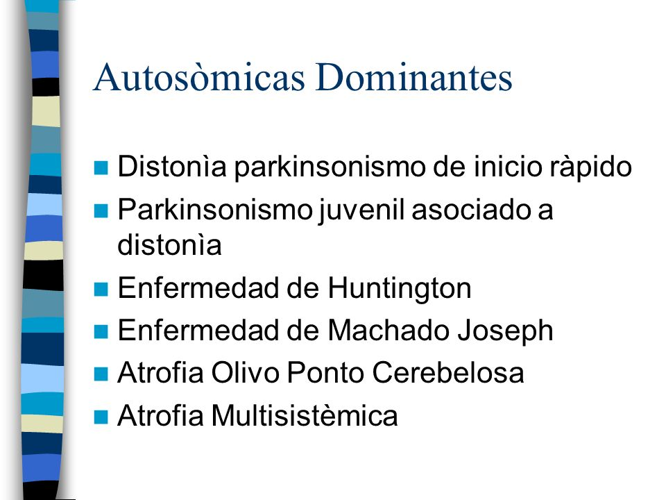 Autosòmicas Dominantes