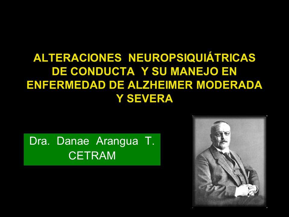 Dra. Danae Arangua T. CETRAM