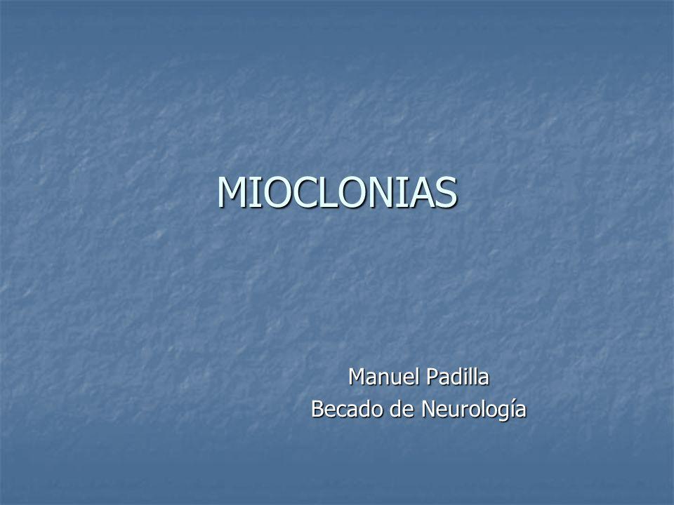 Manuel Padilla Becado de Neurología