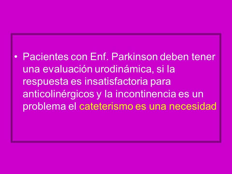 Pacientes con Enf.