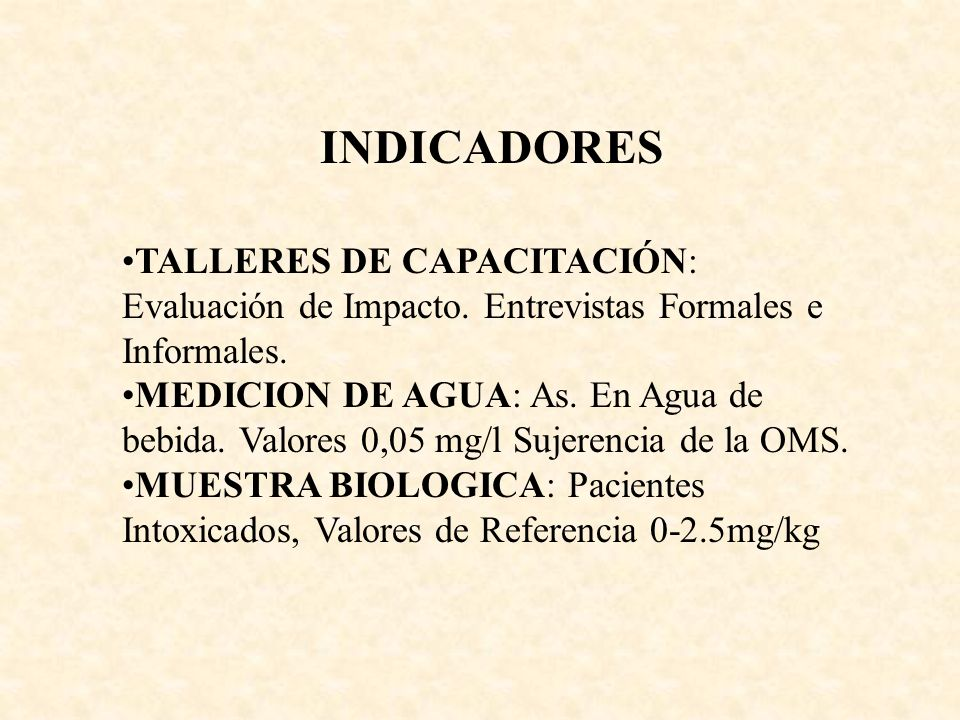 INDICADORESTALLERES DE CAPACITACIÓN: Evaluación de Impacto. Entrevistas Formales e Informales.