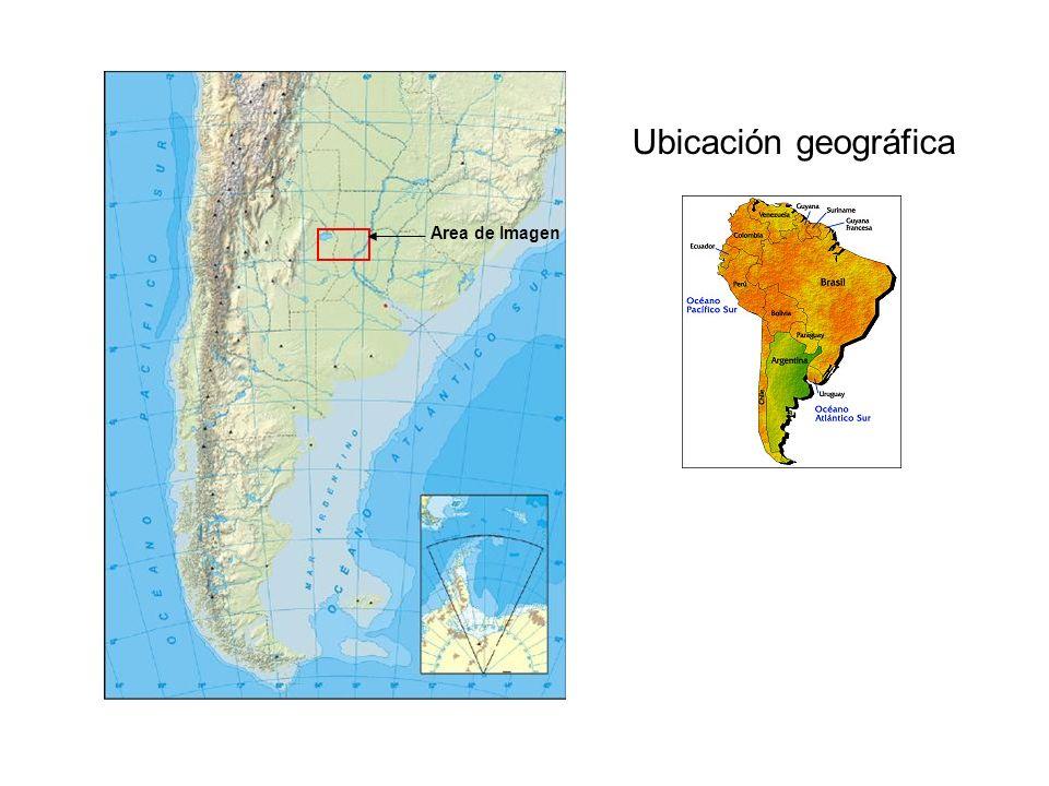 Ubicación geográfica Area de Imagen