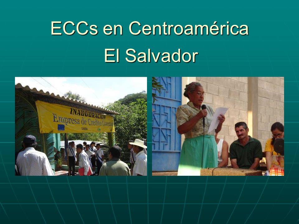 ECCs en Centroamérica El Salvador