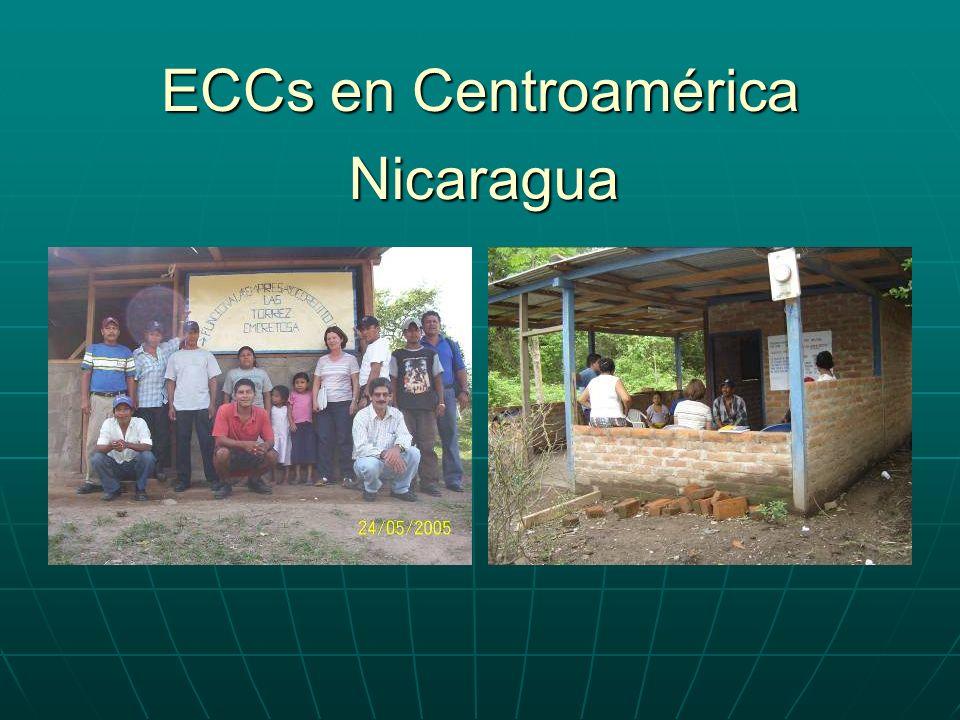 ECCs en Centroamérica Nicaragua