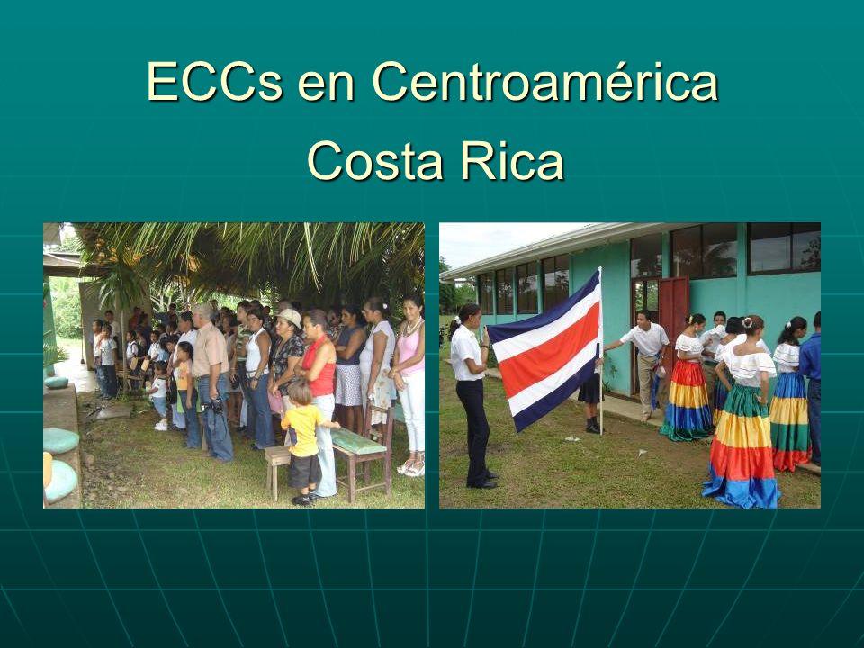 ECCs en Centroamérica Costa Rica