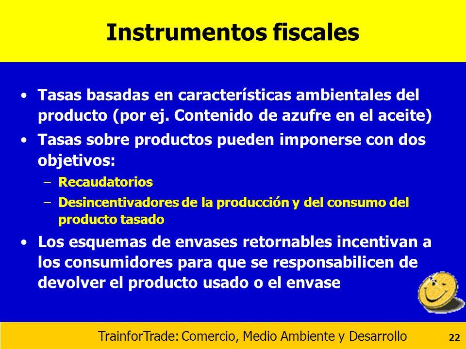 Instrumentos fiscales