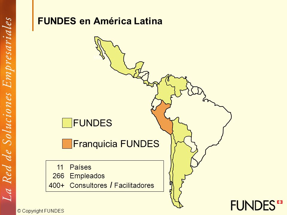 FUNDES en América Latina