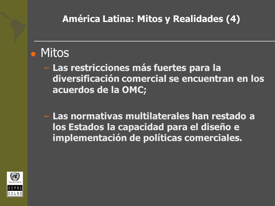 América Latina: Mitos y Realidades (4)