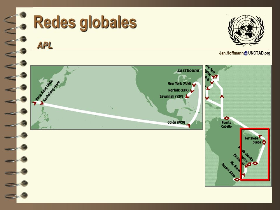 Redes globales APL