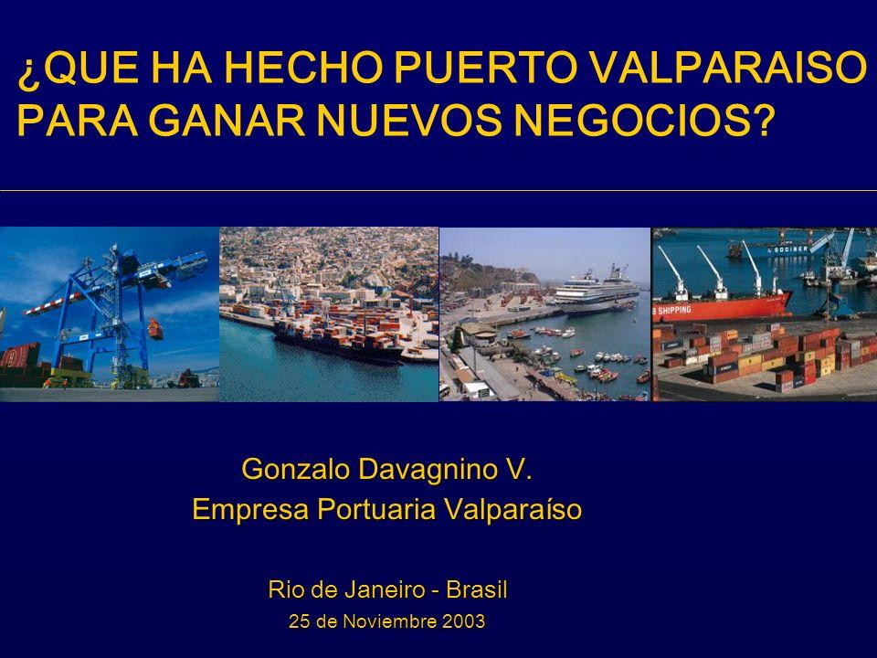 Empresa Portuaria Valparaíso