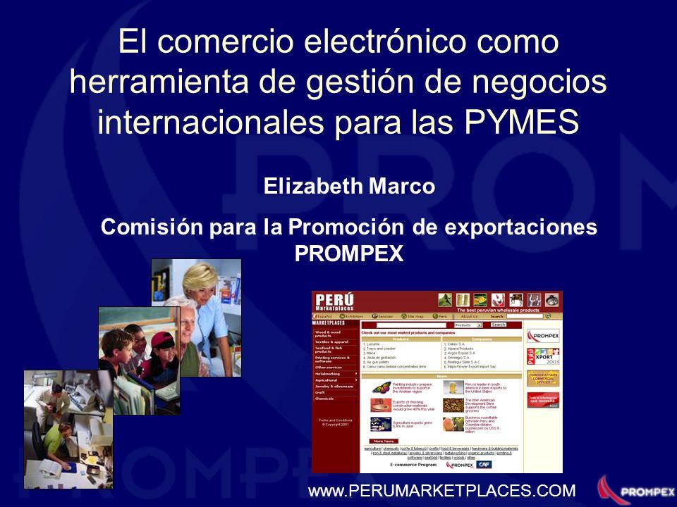 Comisión para la Promoción de exportaciones PROMPEX