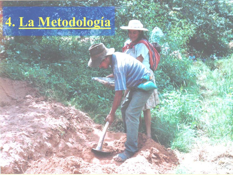 4. La Metodología
