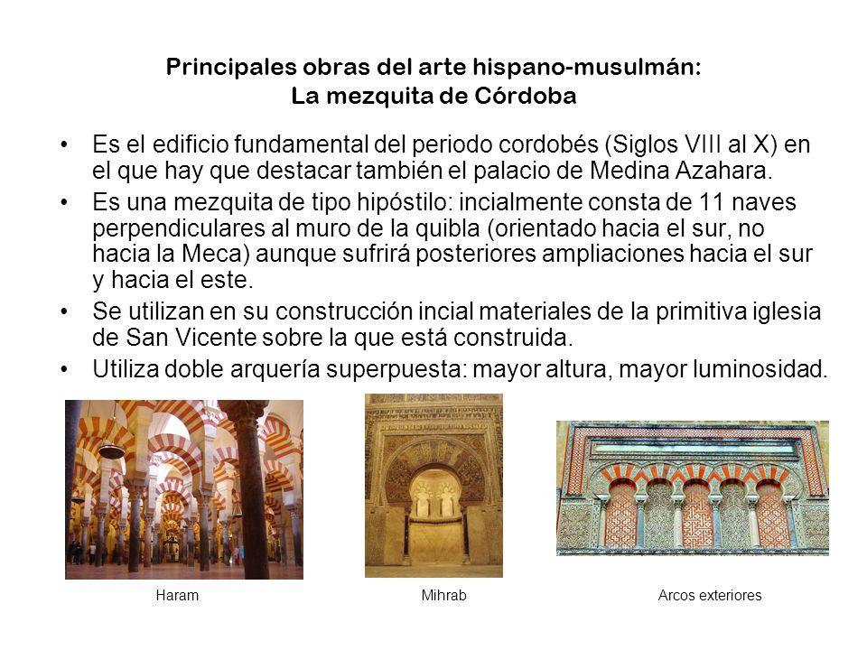 Que Es Una Mezquita Pinterest: Unidad 2. Tema 1. RESUMEN El Arte Medieval En La Península
