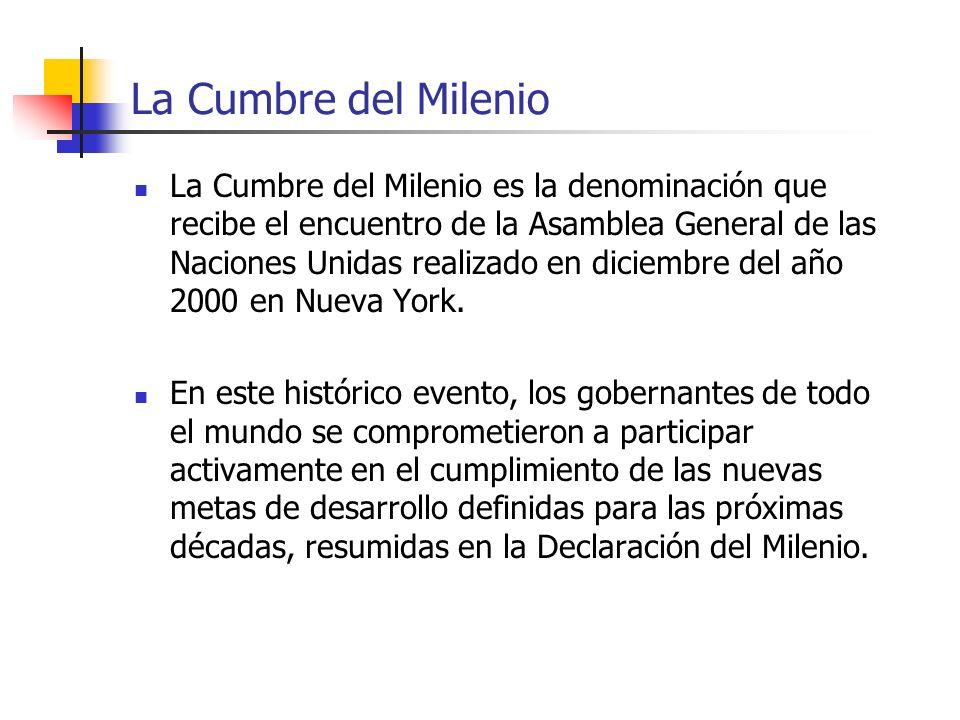 La Cumbre del Milenio