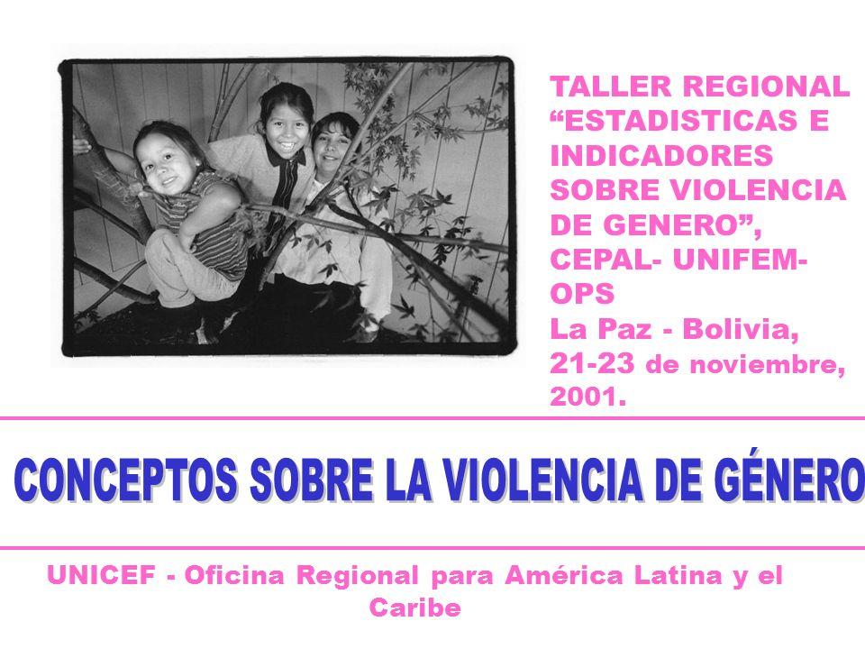 UNICEF - Oficina Regional para América Latina y el Caribe
